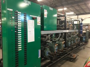 green refrigeration unit